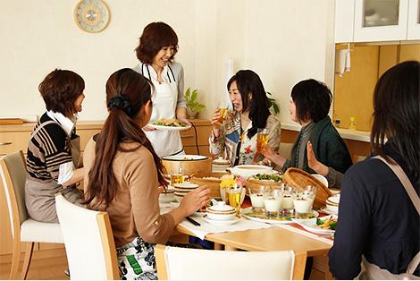中本ルリ子の料理教室